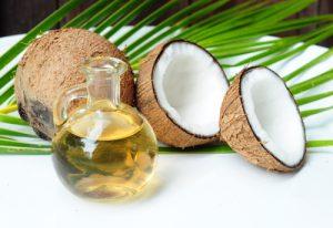 coconut oil heals psoriasis