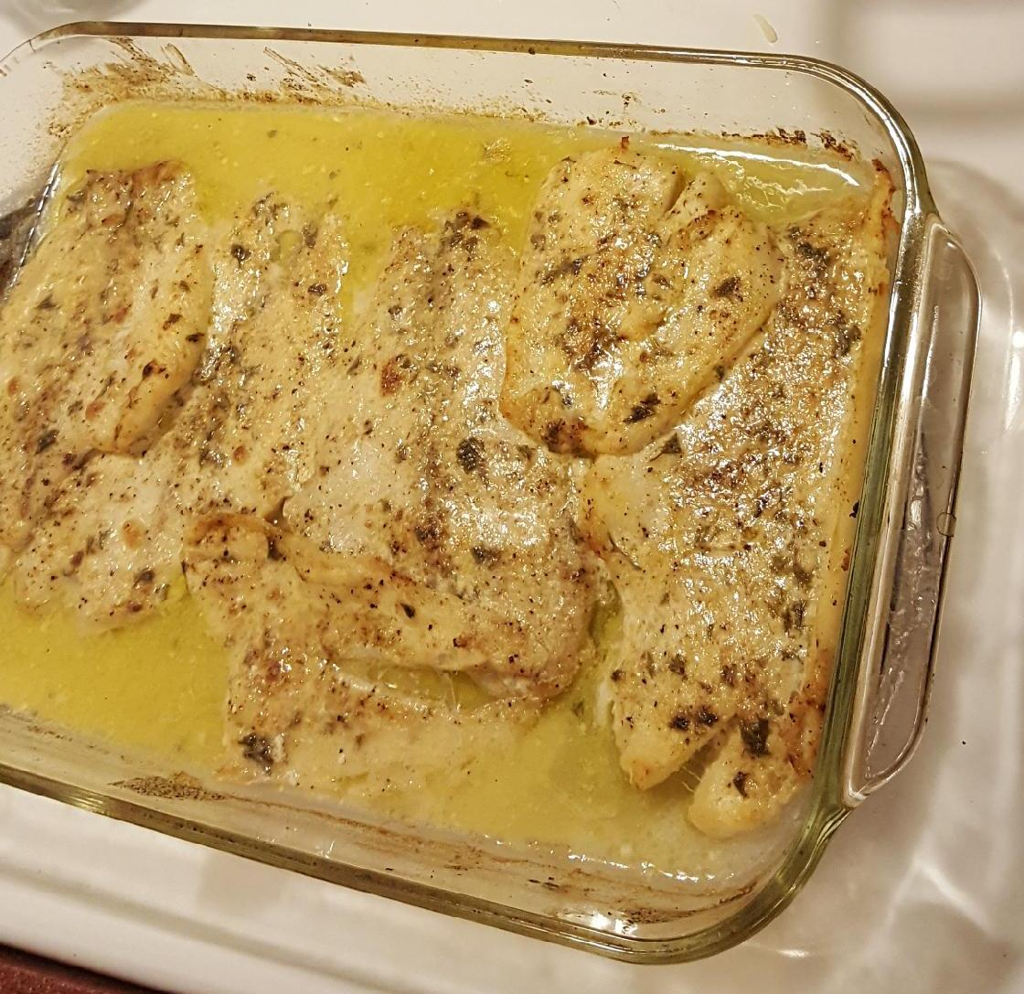 Drake's Mouth Watering Homemade Tilapia Fillet Recipe for Psoriasis