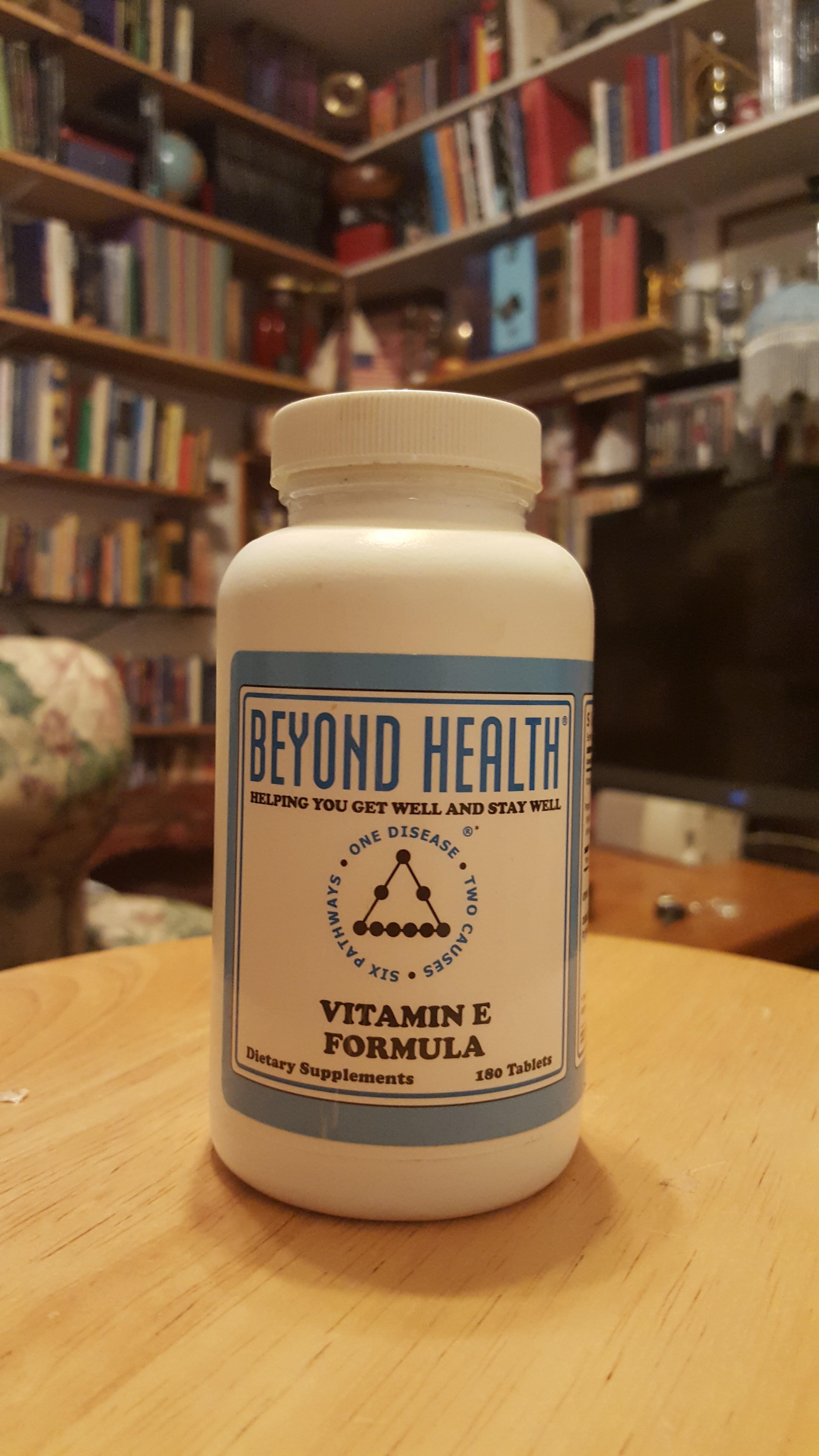 Vitamin E treat psoriasis