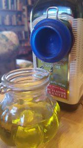 olive oil heals psoriasis