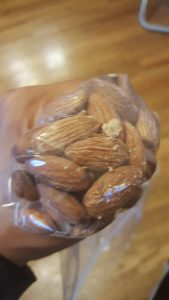 almonds in bag psoriasis food