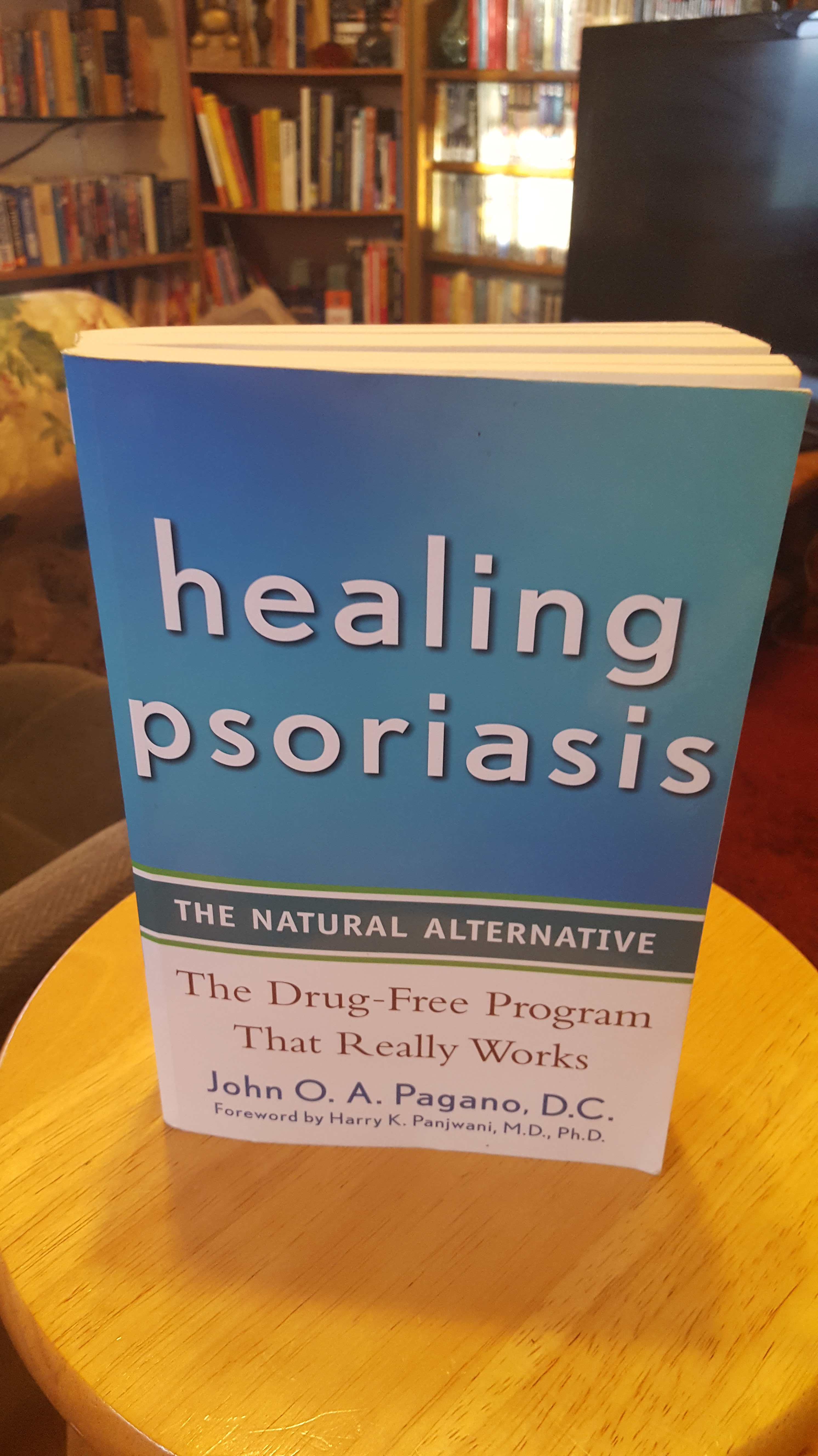 dr. pagano-program book-review cure psoriasis