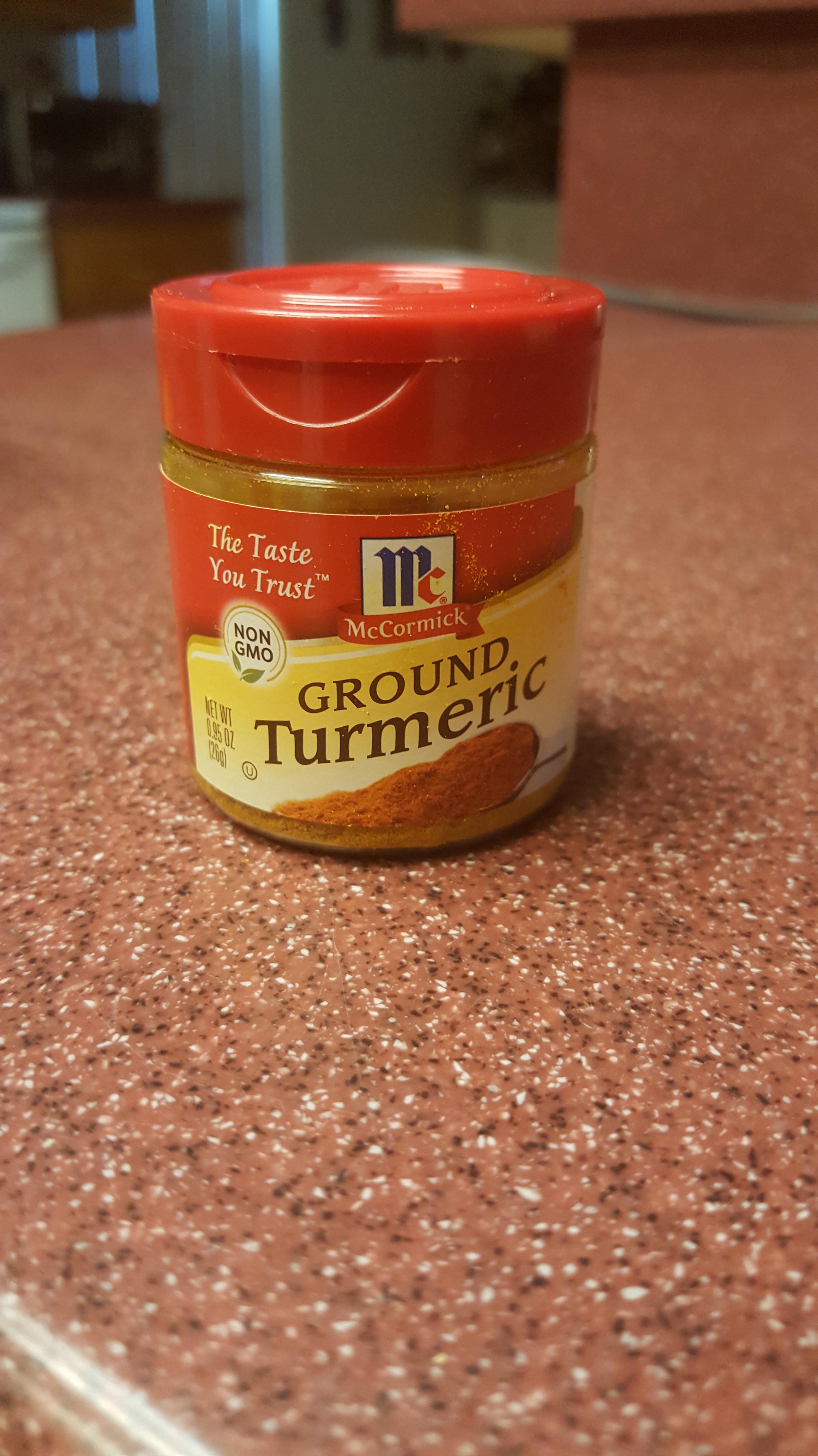 turmeric heals psoriasis