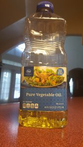 vegetable oil does not treat psoriasis