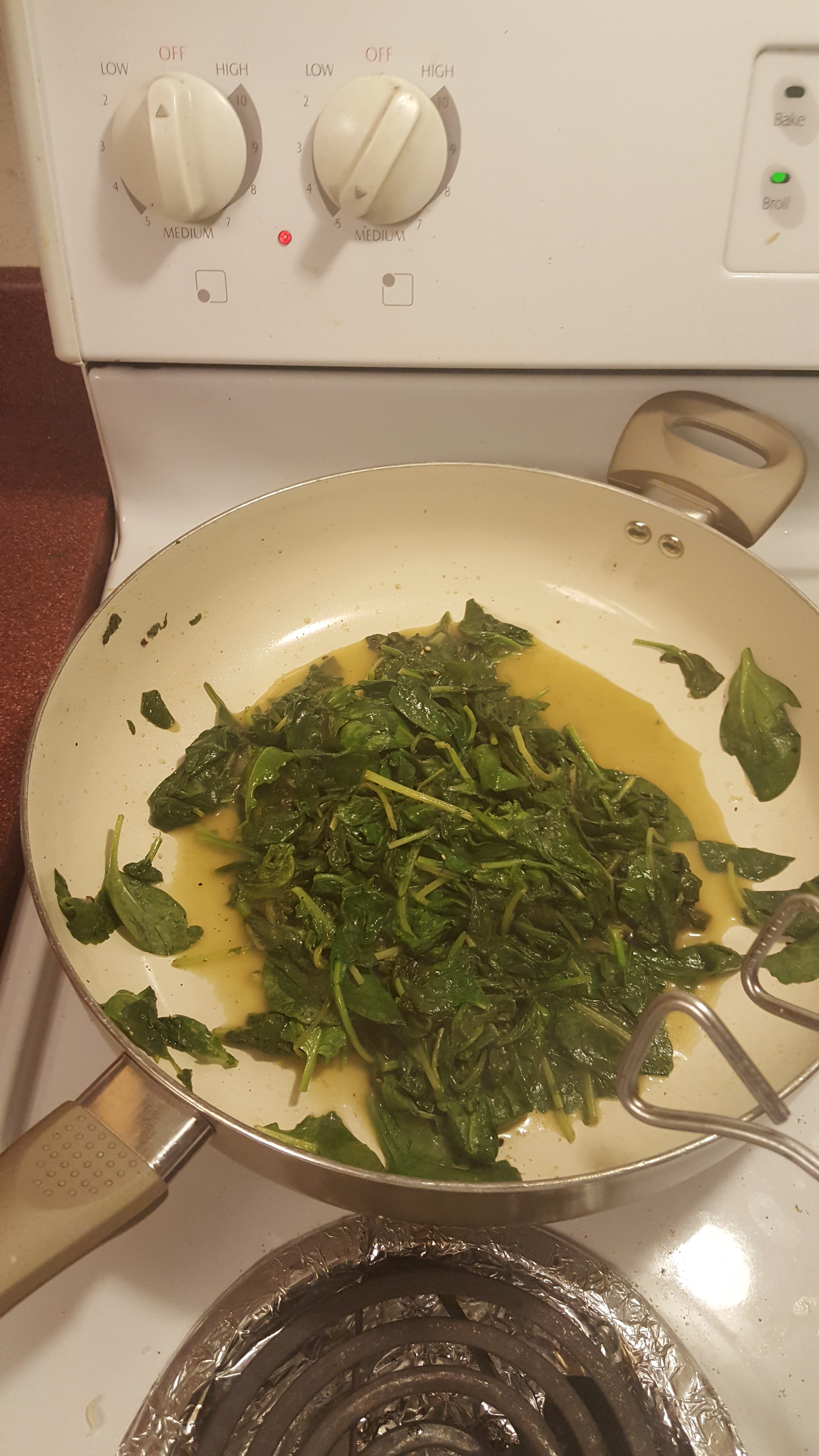homemade spinach recipe for psoriasis