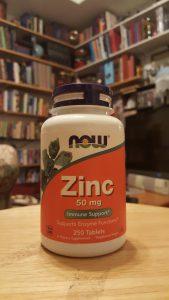 zinc treats psoriasis