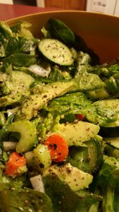 Ultimate Homemade Salad for Psoriasis