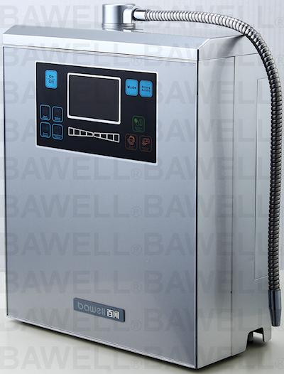 Alkaline-water ionizer remedy psoriasis