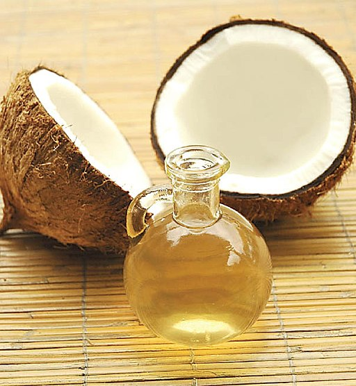 Coconut and oil cure psoriasis