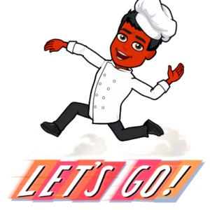 psoriasis-recipes-chef-bitmoji