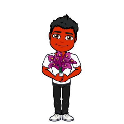American-saffron-bitmoji