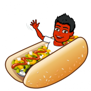 hot dogs do not treat psoriasis bitmoji