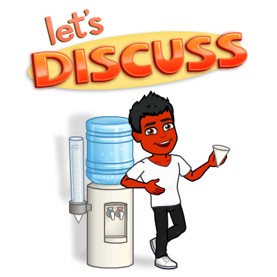 pure water treats psoriasis bitmoji