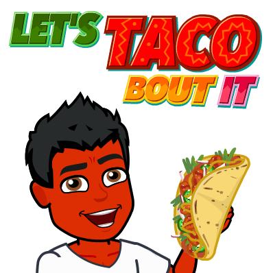 tacos do not treat psoriasis bitmoji