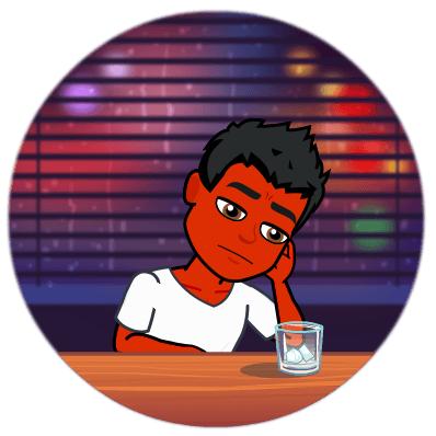 alcohol won't treat psoriasis bitmoji
