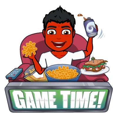binge eating junk food does not treat psoriasis bitmoji