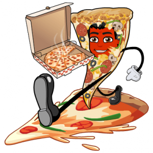 pizza slice does not treat psoriasis