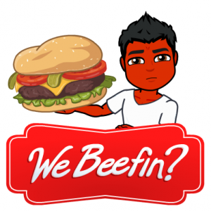 burgers do not treat psoriasis bitmoji