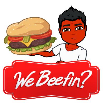 burgers do not treat psoriasis bitmoji
