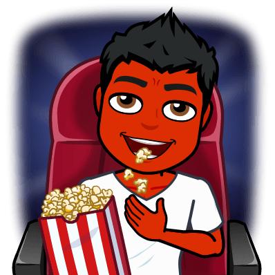 popcorn will not treat psoriasis bitmoji