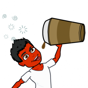 decaffeinated coffee does not treat psoriasis bitmoji