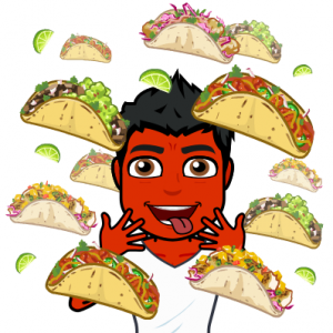 beef-tacos-do-not-treat-psoriasis-bitmoji