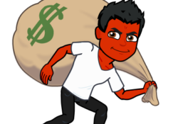 Psoriasis-medications-money-bitmoji